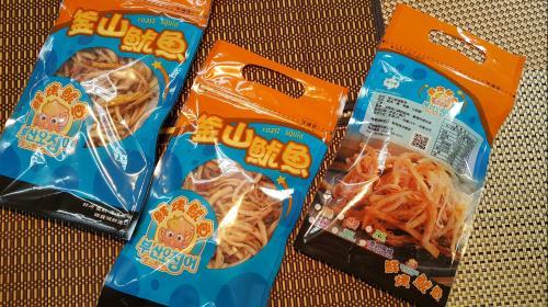 釜山魷魚-韓國鮮烤魷魚 2